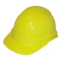 UNISAFE NON-VENTED HARD HAT YELLOW - EACH
