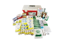 TRAFALGAR NATIONAL 1ST AID WORKPLACE KIT PORTABLE POLYPROP 420X200X230MM - EACH