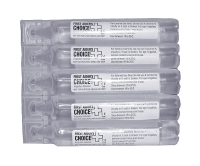 FIRST AIDERS CHOICE SALINE SOLUTION 20ML - PACK OF 5