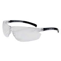 UNISAFE SAVANAH SAFETY GLASSES CLEAR LENS - EACH