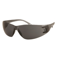 UNISAFE ECKO SAFETY GLASSES SMOKE LENS - EACH