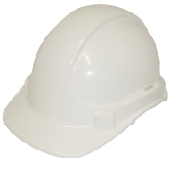 UNISAFE NON-VENTED HARD HAT WHITE - EACH