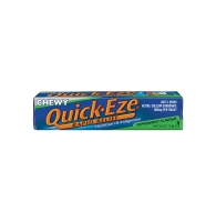 QUICK-EZE CHEWY TABLETS - BOX OF 32