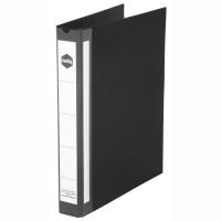 MARBIG RING BINDER  2D-RING PVC 25MM BLACK - EACH