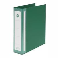 MARBIG RING BINDER  4D-RING PVC 50MM GREEN - EACH
