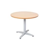RAPIDSPAN ROUND TABLE 600D BEECH - EACH