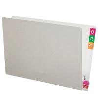 AVERY WHITE SHELF LATERAL FILE, EXTRA H/WEIGHT, FOOLSCAP, 100 FILES