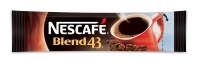 NESCAFE BLEND 43 COFFEE STICKS 1.7 GRAM - BOX OF 1000