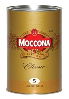 MOCCONA CLASSIC COFFEE TIN 500 GRAM - EACH