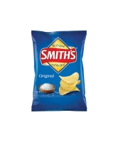 SMITH S CHIPS CRINKLE ORIGINAL 175G - EACH