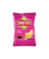 SMITH S CHIPS CRINKLE SALT AND VINEGAR 175G - EACH