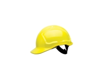 TUFFGUARD NON-VENTED HARD HAT YELLOW - EACH