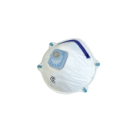 FRONTIER P2 VALVED DISPOSABLE RESPIRATOR - BOX OF 10