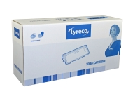 LYRECO REMANUFACTURED LASER TONER CARTRIDGE BROTHER TN-2350  BLACK - EACH