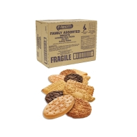 ARNOTT S BISCUITS ASSORTED FAMILY BULK PACK 3KG - BOX