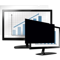 FELLOWES PRIVASCREEN PRIVACY FILTER - 24   W16:9 - EACH