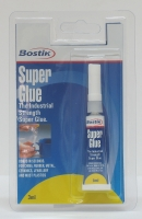 BOSTIK SUPER GLUE 3ML - EACH