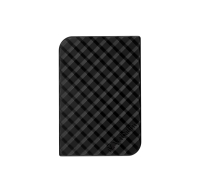 VERBATIM 2.5 HARDDRIVE 3.0 500GB GRID DESIGN BLACK - EACH