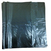 PRO-PAC BIN LINERS 73L BLACK - PACK OF 50