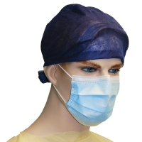 FIRST AIDERS CHOICE SURGICAL FACE PLEAST MASK - BOX OF 50