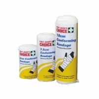 FIRST AIDERS CHOICE CONFORMING BANDAGE 5CM X 1.8M - EACH
