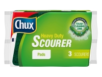 CHUX SUPERSCRUB SCOURING PAD - PACK OF 3