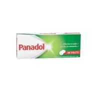 PANADOL PAIN RELIEF TABLETS 20S - PACK OF 20
