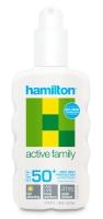 HAMILTON ACTIVE FAMILY SPF50+ SUNSCREEN SPRAY 200ML - EACH