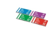 OLYMPIC RAFFLE TICKET ASSORTED COLOURS - BOOK OF 100 TICKETS