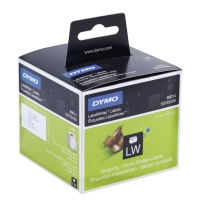 DYMO LABELWRITER CONSUMABLES SHIPPING LABEL 54X101MM WHITE - BOX OF 220