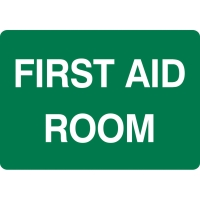TRAFALGAR FIRST AID ROOM SIGN - EACH