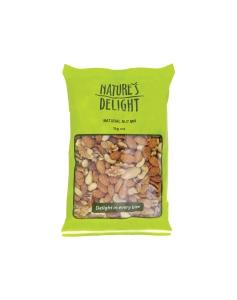 NATURES DELIGHT NATURAL NUT MIX 1KG - EACH