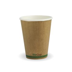 BIOCUP DOUBLEWALL KRAFT CUP 8OZ - PACK OF 50