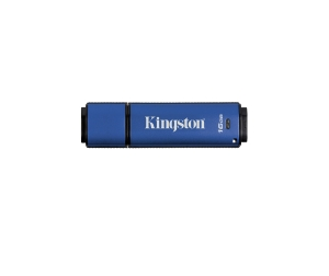 KINGSTON DATATRAVELER VAULT PRIVACY 3.0 16GB SECURE USB - EACH