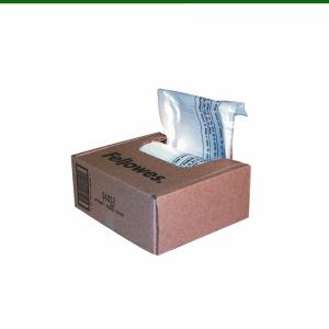 FELLOWES SHREDDER BAGS 28L PACK 100