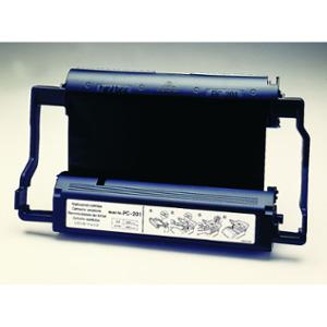 BROTHER FAX CARTRIDGE PC-201 BLACK - EACH