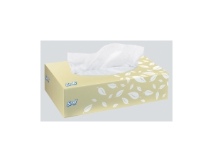 4725 Scott® Facial Tissues, 2 ply, White, 100 tissues/pack