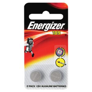 ENERGIZER SPECIALTY 189 BATTERY - PACK OF 2