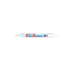 ARTLINE 400XF BULLET TIP PAINT MARKER 2.3MM WHITE - EACH