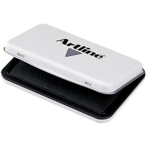 ARTLINE EHJ SERIES STAMP PAD NO.0 90MMX56MM BLACK - EACH