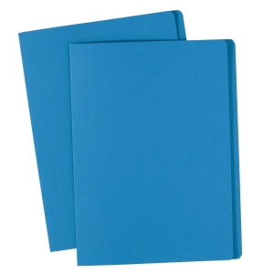 AVERY BLUE MANILLA FOLDER, FOOLSCAP, 100 FOLDERS