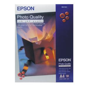 EPSON INKJET S041061 MATTE PHOTO PAPER 100GSM A4 - REAM OF 100 SHEETS
