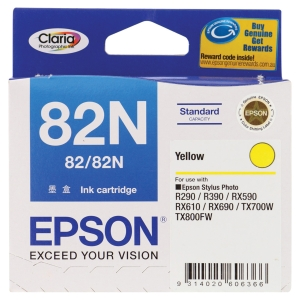 EPSON PRINTER RIBBON S015021 BLACK - EACH