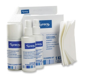 LYRECO MULTI-PURPOSE CLEANING KIT - EACH