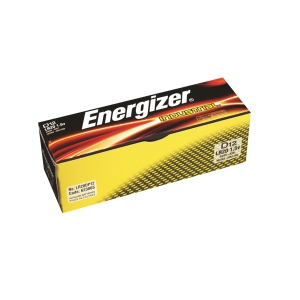 ENERGIZER INDUSTRIAL D BATTERY - PACK OF 12