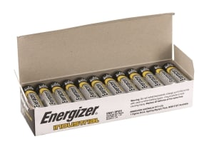 ENERGIZER INDUSTRIAL AA BATTERY - PACK OF 24