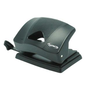 LYRECO 20 SHEET 2-HOLE PUNCH - EACH