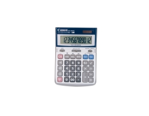 CANON HS-1200TS 12 DIGIT DESKTOP CALCULATOR 174X123X38MM - EACH
