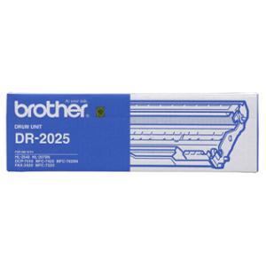 BROTHER LASER TONER DRUM DR-2025 BLACK - EACH