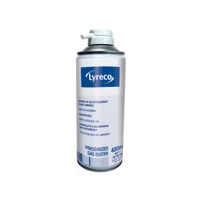 LYRECO GAS SPRAY NON-FLAMMABLE 400 ML - EACH